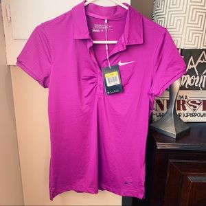 Dry-Fit Nike Golf Polo